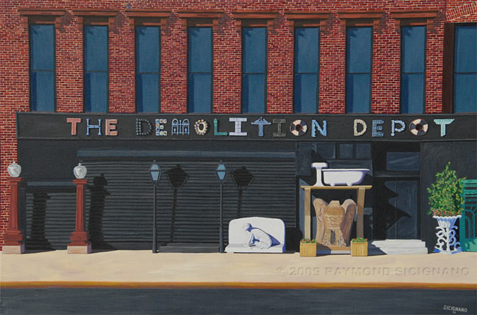 demo depot